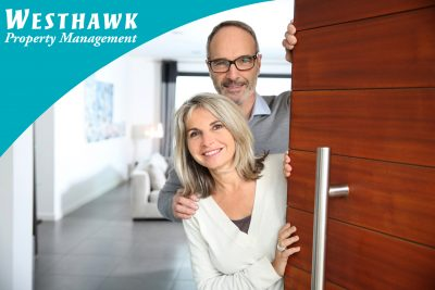 Happy to have Westhawk Property Management